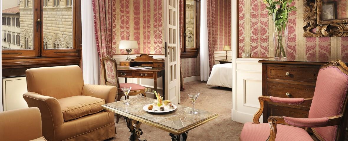 Hotel Helvetia & Bristol - Deluxe Suite
