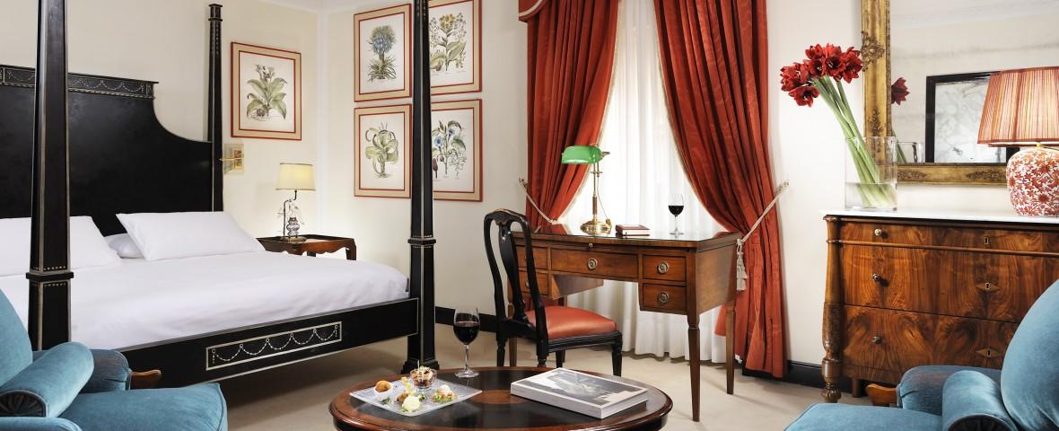Hotel d'Inghilterra Suite