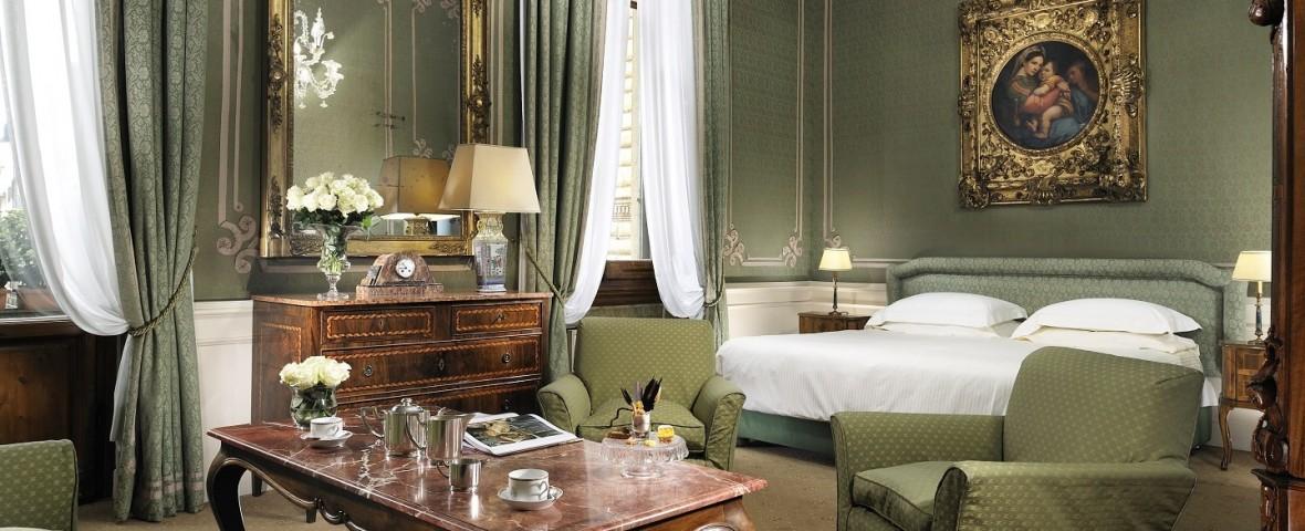 Hotel Helvetia & Bristol - Royal Junior Suite